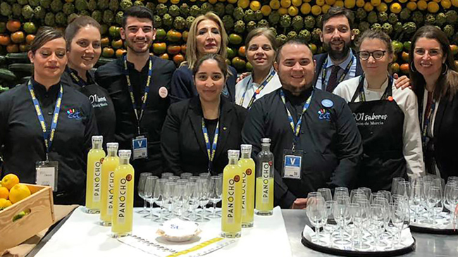 Licor Panocho Madrid Fusion 2020